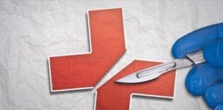 healthcare cuts e