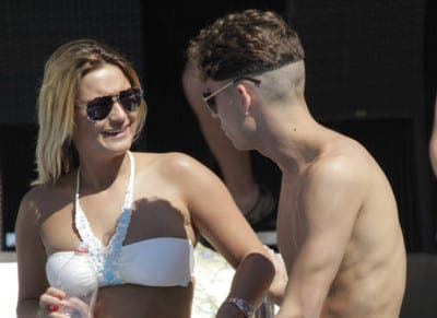 Holiday heartbreak in Marbella for TOWIE's Joey and Sam