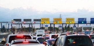 toll road e