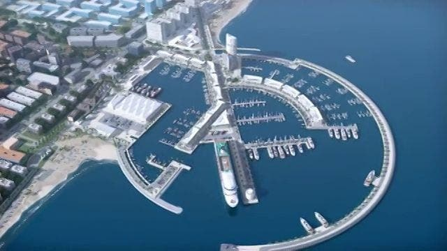 Marbella port project back on!