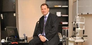 Consultant Specialist David Deardon