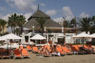 Marbella is the second most expensive beach destination in Spain