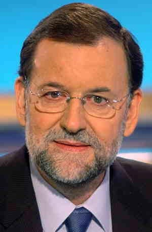 Spanish Prime Minister Rajoy stands his ground