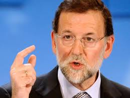 Leftist parties protest transparency law meeting to pressure Rajoy