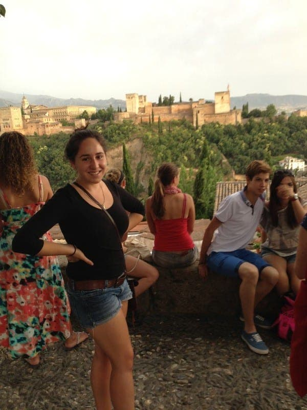 A trip to the Alhambra