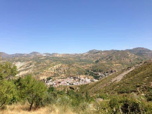 A hike in the Sierra Nevadas
