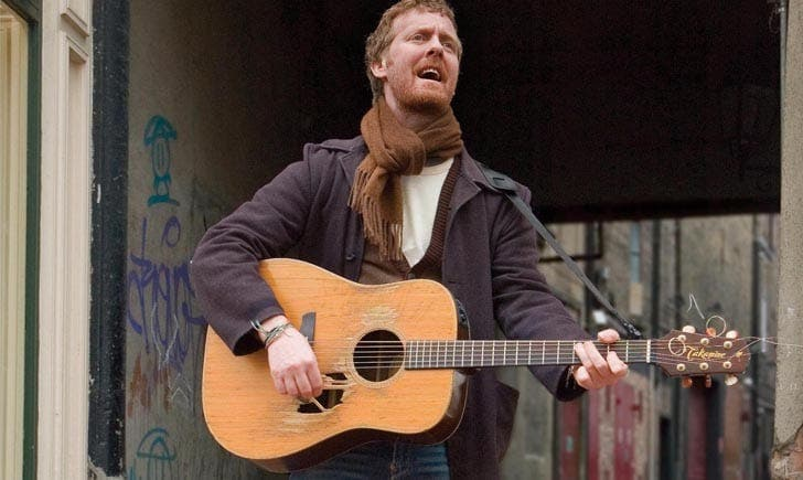 Buskers must audition before taking to the streets