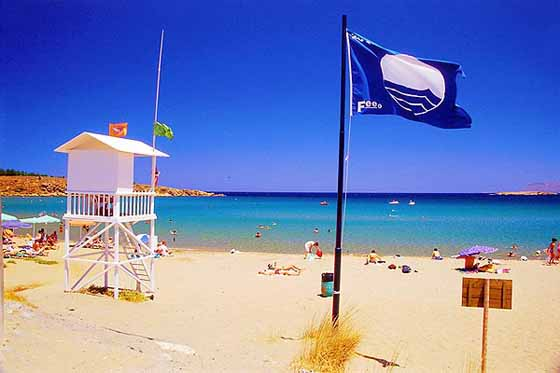 Andalucia's 'dirty beaches' stripped of blue flags