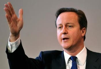 Cameron intervenes in Gibraltar row