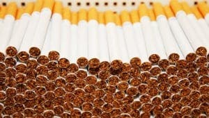Spanish customs seize fake cigarettes