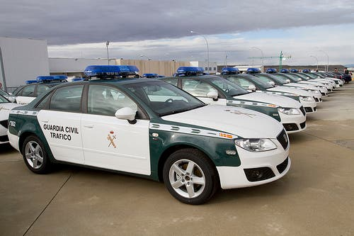 Spain's hauliers on the Guardia Civil hit list