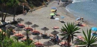 nude beach e