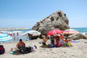 Titty Rock, Gibraltar
