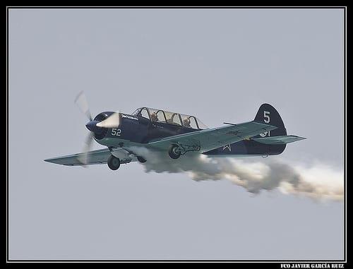 Spanish champion aerobatic pilot killed in Velez-Malaga air crash