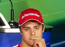 Italian GP   drivers press conference   Cropped   Felipe Massa