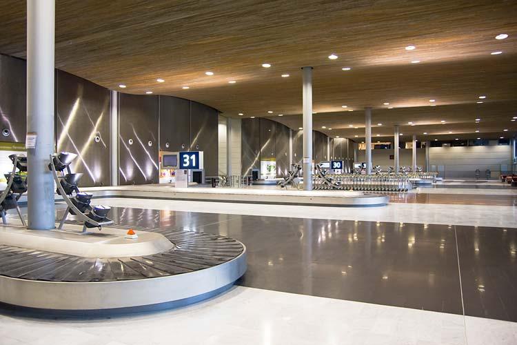 Baby dies in Spanish airport baggage reclaim horror