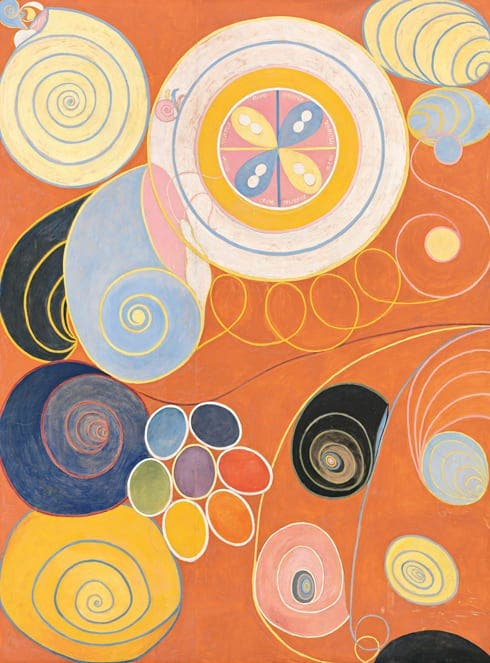 Hilma af Klint, pioneer of Abstraction, at the Museo Picasso