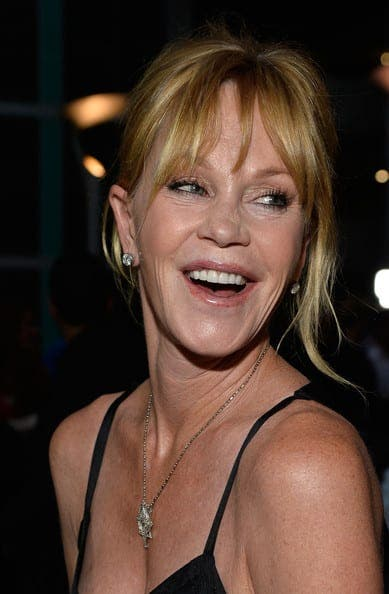 Melanie Griffith complains of ageist Hollywood