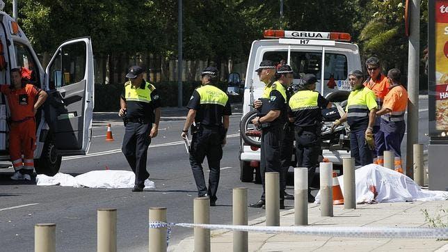 Two dead in Sevilla road accident
