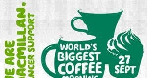 macmillan coffee morning Large