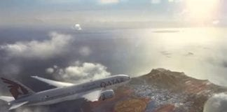 qatar airways barca island