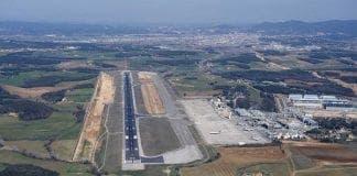 Aeroport Girona Jordi Tod TAVISA