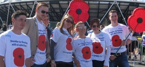 Royal British Legion announces an eclectic lineup of speakers