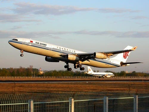 Air China eyes Malaga in route expansion plan