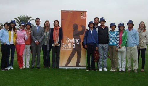 Andalucia attracts Chinese golfers