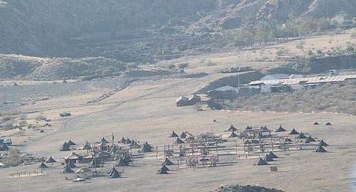 Ridley Scott in Almeria to shoot Exodus