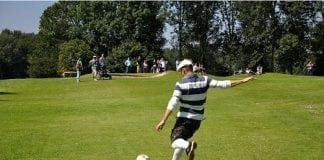 FOOTGOLF WEB