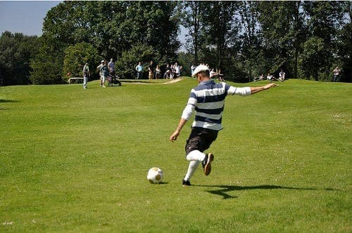 Have you heard of footgolf?