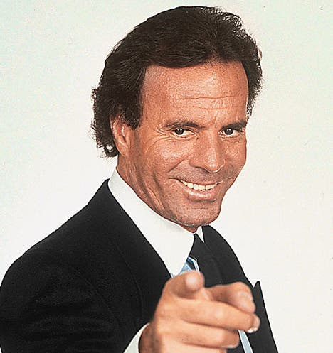 Julio Iglesias tracks used as torture method