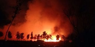 bomberos mijas