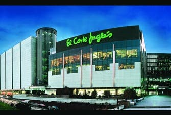 Santander bet on El Corte Ingles