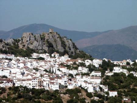 Gaucin: Balcony of  the Serrania