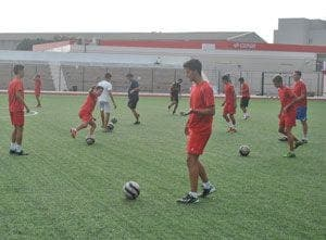 Footballing first for Gibraltar's under-19  squad