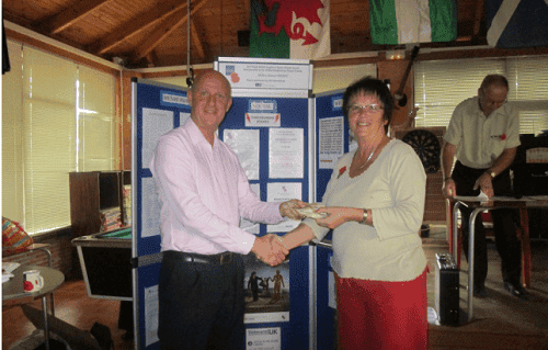 Golf tournament boosts Poppy Appeal
