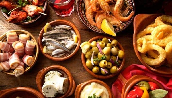Best places to dine in Andalucia