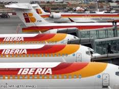 Iberia flies out of crisis