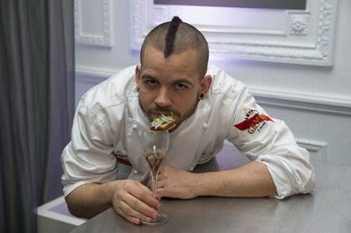 Spain´s Michelin stars come out
