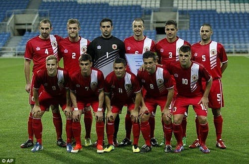 Bookies increase odds of Gibraltar scooping Euro 2016