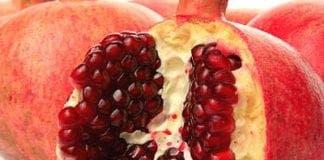 Health pomegranates