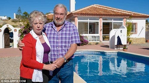 JAMES CONEY: Retired expats whose Spanish homes may be demolished are victims of corruption on monumental scale