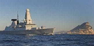Royal Navy Gibraltar