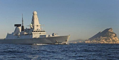 'Send the gun boats down to Gibraltar', MPs tell British Government