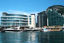 Gibraltar's floating hotel ready for business