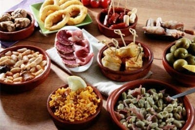 Tuck into tip-top tapas