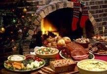 FD Christmas dinner