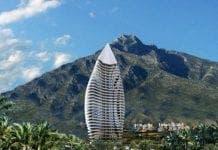 Marbella Skyscraper e